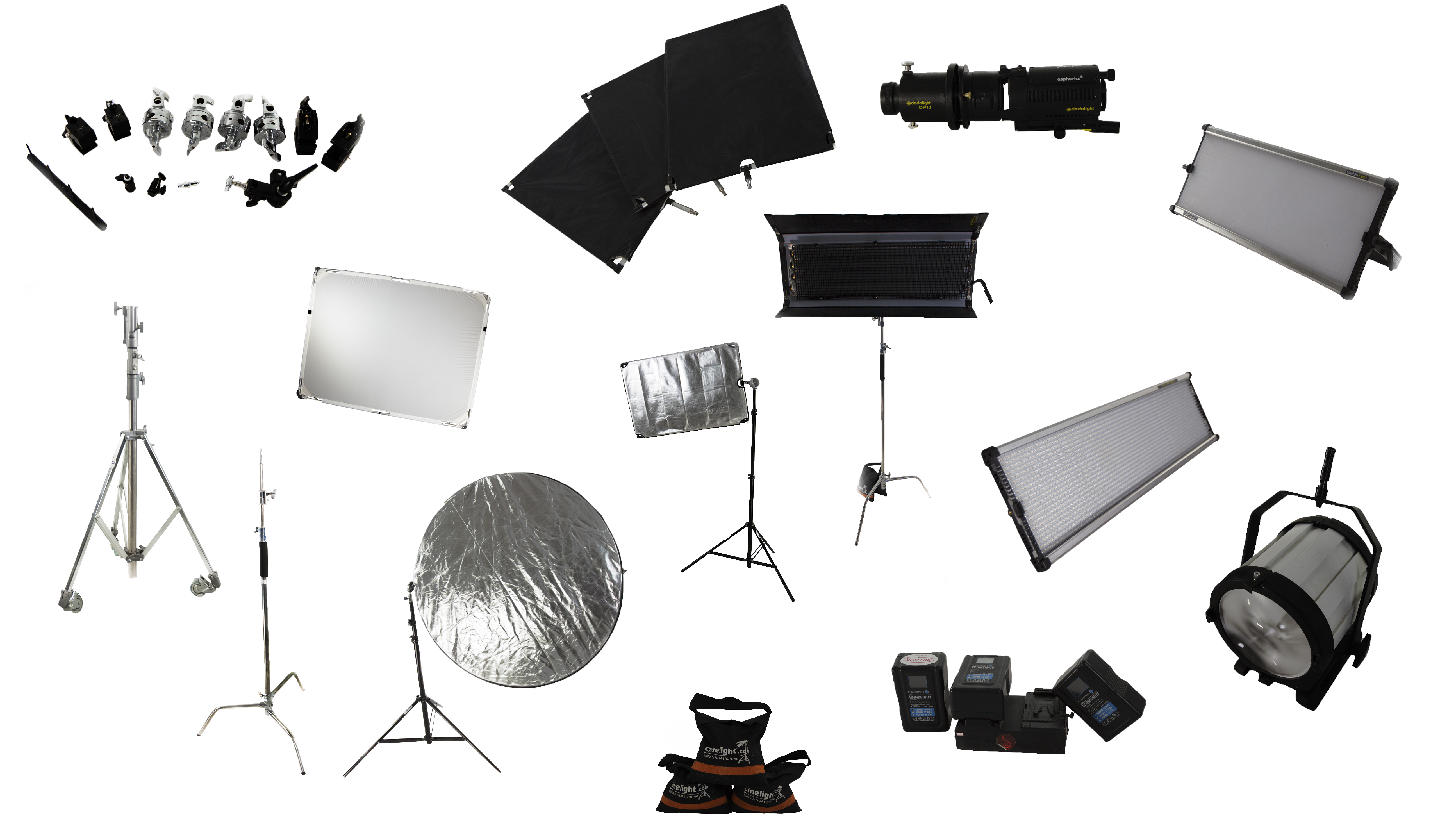 Extended Light Kit