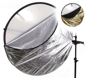 Reflector With Arm